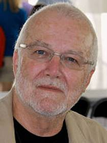 Picture of an author: Russell Banks