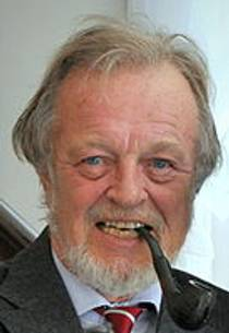 Picture of an author: Bernard Cornwell