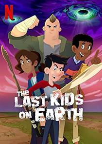 Picture of a TV show: The Last Kids On Earth
