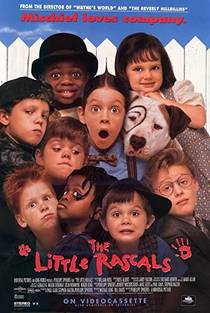 Picture of a movie: The Little Rascals