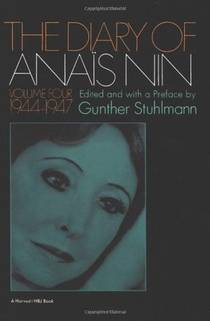 Picture of a book: The Diary Of Anaïs Nin, Vol. 4: 1944-1947