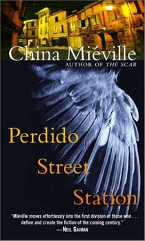 Picture of a book: Perdido Street Station
