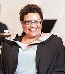 Picture of an author: Jackie Kay