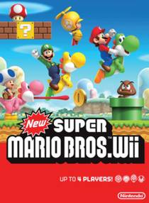 Picture of a game: New Super Mario Bros. Wii