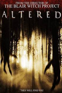 Picture of a movie: Altered