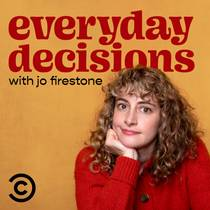 Picture of a podcast: Everyday Decisions with Jo Firestone