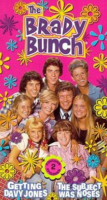 Picture of a TV show: The Brady Bunch