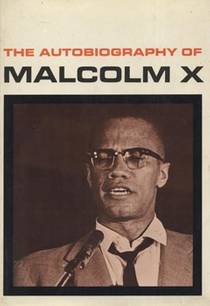 Picture of an author: Malcolm X