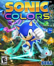 Picture of a game: Sonic Colors