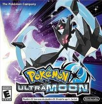 Picture of a game: Pokemon Ultra Sun