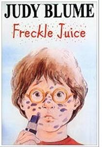 Picture of a book: Freckle Juice