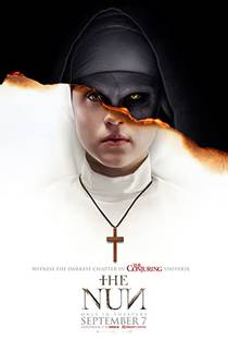 Picture of a movie: The Nun