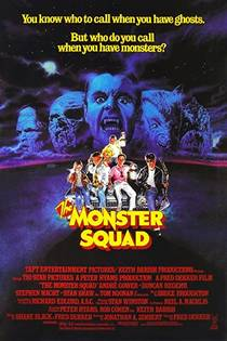 Picture of a movie: The Monster Squad