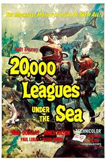 Picture of a movie: 20,000 Leagues Under The Sea