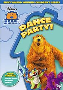 Picture of a TV show: Bear In The Big Blue House