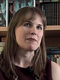 Picture of an author: Marissa Meyer