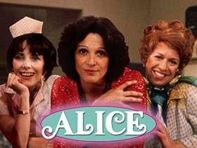 Picture of a TV show: Alice
