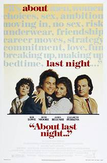 Picture of a movie: About Last Night...