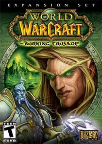 Picture of a game: World Of Warcraft: The Burning Crusade