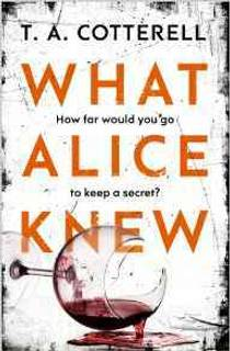 Picture of a book: What Alice Knew