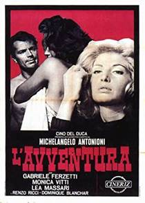 Picture of a movie: L'avventura