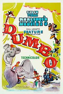 Picture of a movie: Dumbo