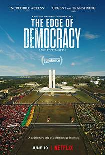 Picture of a movie: The Edge Of Democracy