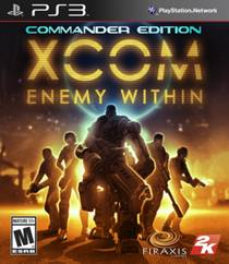 Picture of a game: Xcom: Enemy Within