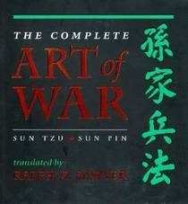 Picture of a book: The Complete Art Of War: Sun Tzu/sun Pin