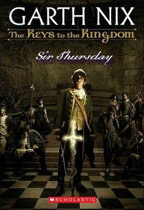 Picture of a book: Sir Thursday