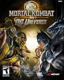 Picture of a game: Mortal Kombat Vs. Dc Universe