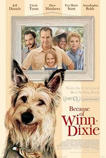 Picture of a movie: Because Of Winn-Dixie
