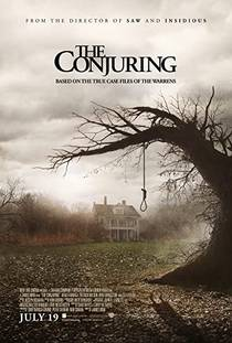 Picture of a movie: The Conjuring
