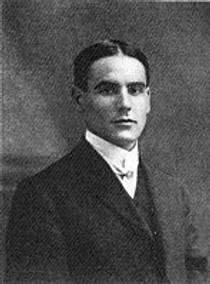 Picture of an author: William Hope Hodgson