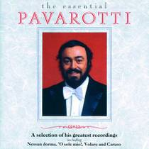 Picture of a band or musician: Luciano Pavarotti