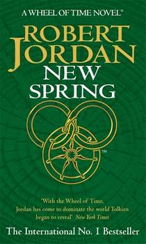 Picture of a book: New Spring