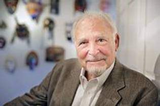 Picture of an author: Paul Ekman