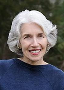 Picture of an author: Dava Sobel