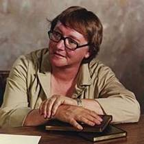 Picture of an author: Marion Zimmer Bradley