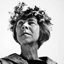 Picture of an author: Tove Jansson