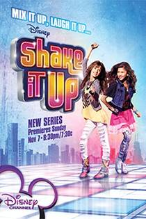 Picture of a TV show: Shake It Up