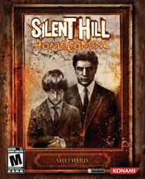Picture of a game: Silent Hill: Homecoming