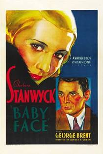 Picture of a movie: Baby Face