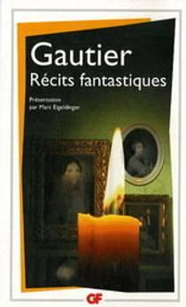 Picture of a book: Récits fantastiques