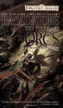 Picture of a book: The Thousand Orcs