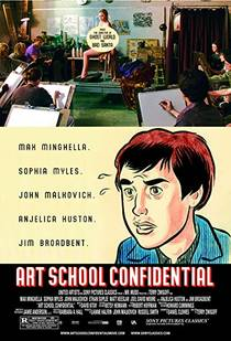 Picture of a movie: Art School Confidential