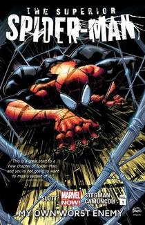 Picture of a book: The Superior Spider-Man, Vol. 1: My Own Worst Enemy