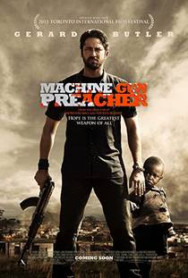 Picture of a movie: Machine Gun Preacher
