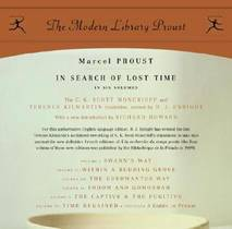 Picture of a book: In Search Of Lost Time