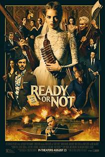 Picture of a movie: Ready Or Not
